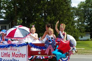 Columbia Homecoming Festival Parade